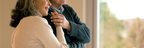 Bild: Älteres Ehepaar