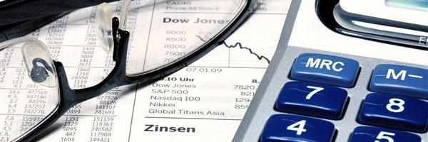 Bild: Aktienmarkt Analyse