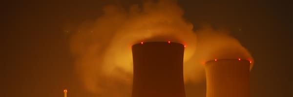 Bild: Atomkraftwerk Grohnde