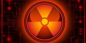 Bild: Atomzeichen