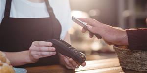 Bild: Bezahlen mit Smartphone