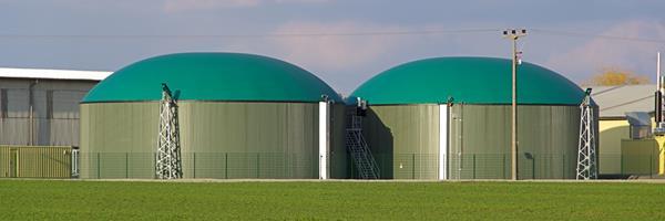 Bild: Biogasanlage