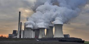 Bild: Braunkohlekraftwerk