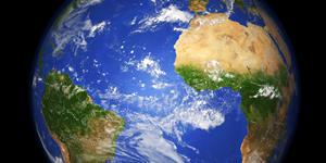 Bild: Die Erde