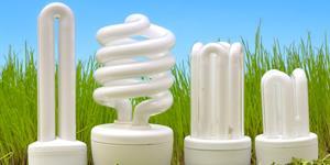 Bild: Energiesparlampen