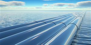 Bild: Ferngasleitung