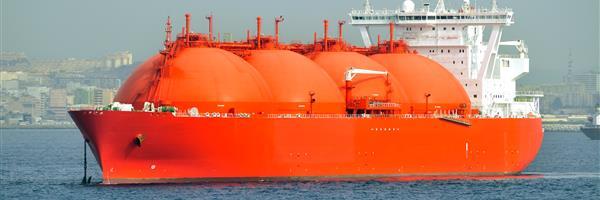 Bild: Flüssiges Erdgas (LNG)