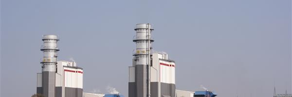 Bild: Gaskraftwerk