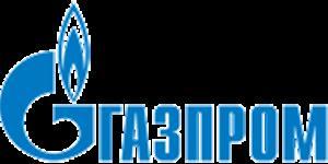 Bild: Gazprom Logo