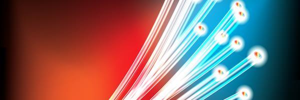 Bild: Glasfaser