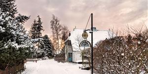 Bild: Haus Schnee Winter