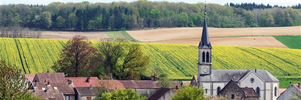 Bild: Idyllisches Dorf