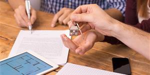 Bild: Immobilienvertrag