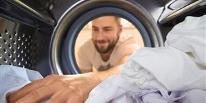 Bild: In der Waschmaschine
