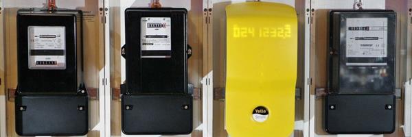 Bild: Intelligenter Yello Strom Sparzähler