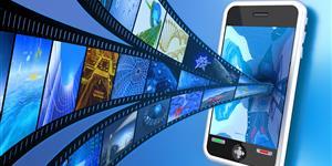 Bild: Mobiles Videoschauen