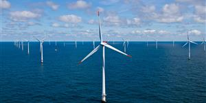 Bild: Offshore Windpark
