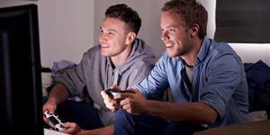 Bild: Online spielen