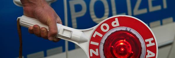 Bild: Polizeikontrolle