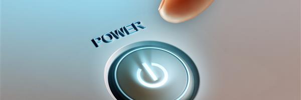 Bild: Power-Button