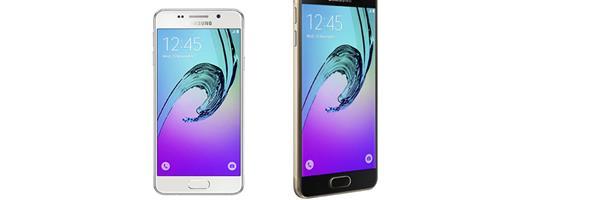 Bild: Samsung Galaxy A3 und A5 (2016)