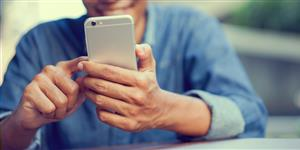 Bild: Smartphone Detail