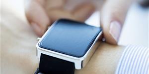 Bild: Smartwatch am Handgelenk