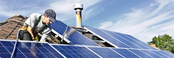 Bild: Sonnenkollektor