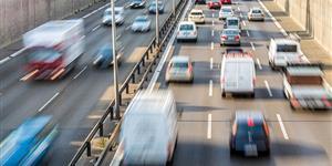 Bild: Stau auf deutschen Autobahnen