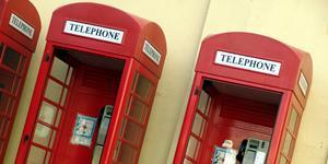 Bild: Telefonzellen