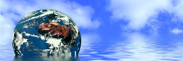 Bild: Treibhauseffekt
