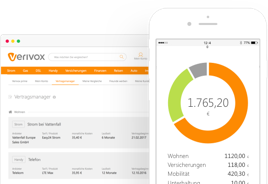 Der Verivox-Vertragsmanager – auch als App erhältlich!