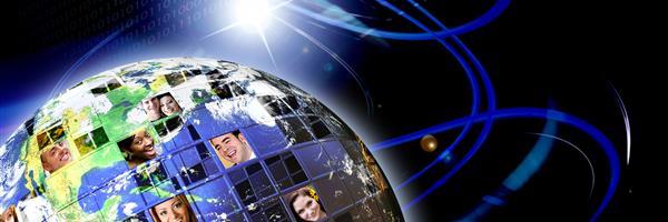 Bild: Vernetzte Welt