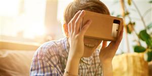 Bild: Virtual Reality