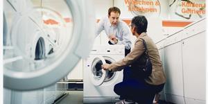 Bild: Waschmaschinenkauf