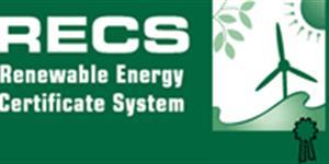 RECS Zertifikat